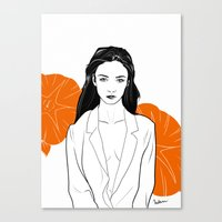 Well Canvas Print