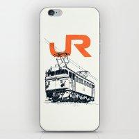 On Paper: JR EF65-100 iPhone & iPod Skin