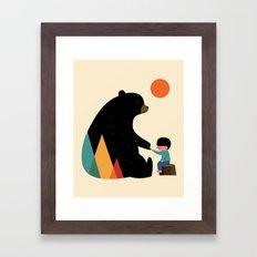 Promise Framed Art Print