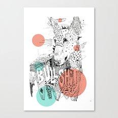 BULL II Canvas Print
