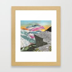 northwest passage Framed Art Print