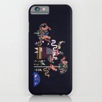 Monkeys And Fruits iPhone 6 Slim Case