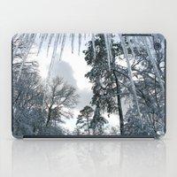 Icicle Dreams iPad Case