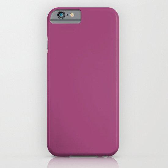 Magenta haze iPhone & iPod Case