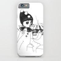 Pierrot The Clown iPhone 6 Slim Case