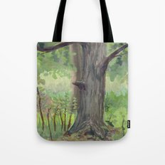 Maple in the Clearing Tote Bag