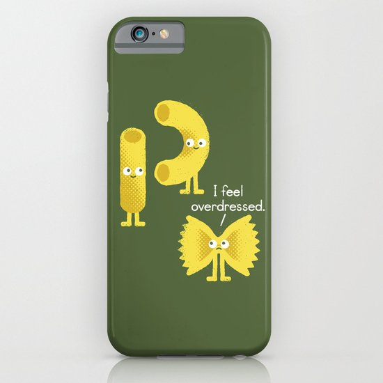 Pasta Party iPhone & iPod Case
