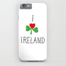 Ireland iPhone 6s Slim Case