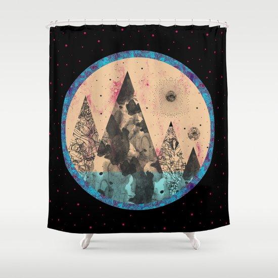 M.D.C.F.  Shower Curtain