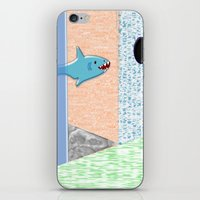 Sharkey iPhone & iPod Skin