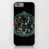 iPhone & iPod Case featuring The Original Starters by Daniel Delgado