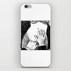 asc 663 - Les rendez-vous du crépuscule (Visitors in the twilight)  #02 iPhone & iPod Skin