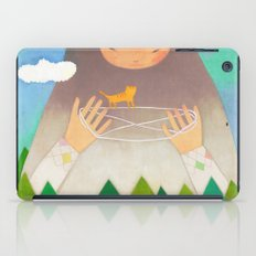Forest giant iPad Case