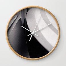 Paper Sculpture #3 Wall Clock