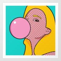 No. 6 | Kate Art Print