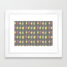 shake it  oh baby now.. Framed Art Print