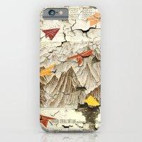 Peeling Pyrenees Paper P… iPhone 6 Slim Case