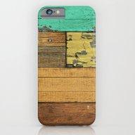 Lejano Western iPhone 6 Slim Case