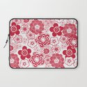 giving hearts giving hope: red garden Laptop Sleeve