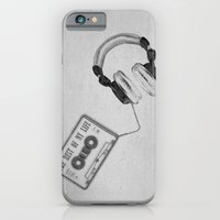 Music, please! iPhone 6 Slim Case