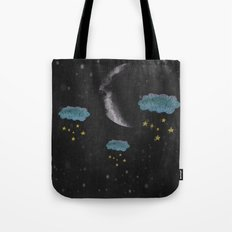 Moon over my hammy Tote Bag