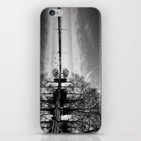 Balaton - reflection iPhone & iPod Skin