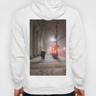 New York City Snow Roman… Hoody