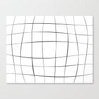 wo Canvas Print