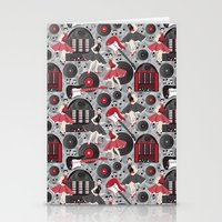 Rock'n'roll Stationery Cards