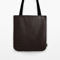 RED GREEN BLUE COSMOS Tote Bag