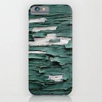 Green Paint III iPhone 6 Slim Case