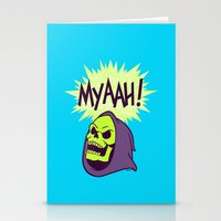 Myaah! Stationery Cards