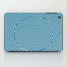 Abstract pattern iPad Case