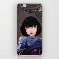 Natalia #3 iPhone & iPod Skin