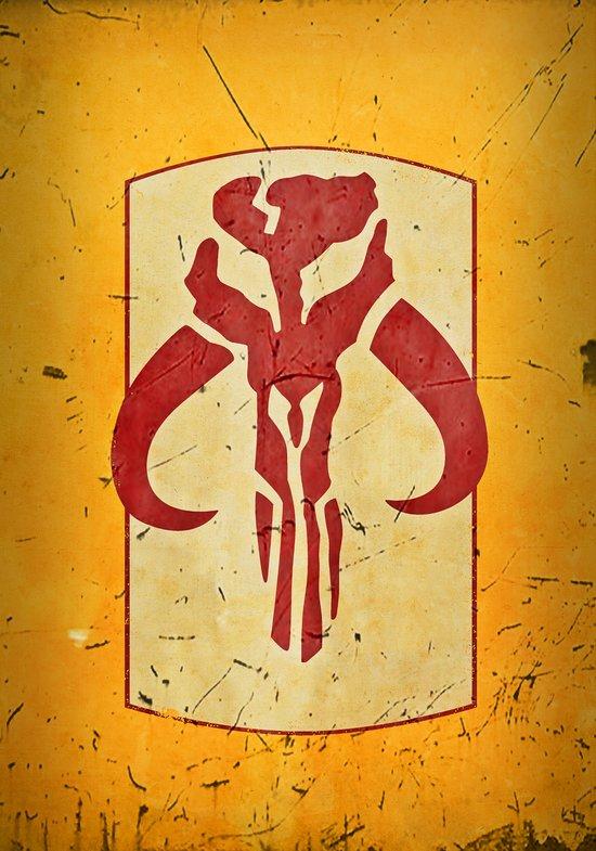BOBA FETT - Mandalorian! Art Print