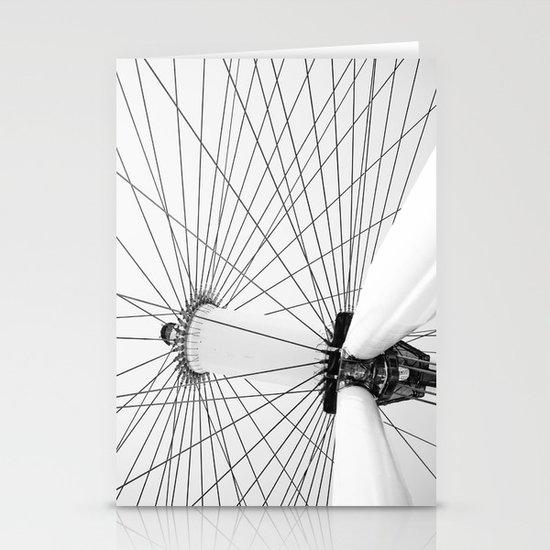 Big Wheel Stationery Card