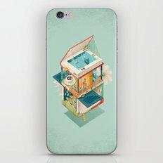 Creative house iPhone & iPod Skin