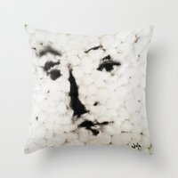 VENUS IN COTTONS Throw Pillow