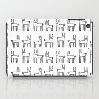 Bunnies iPad Case