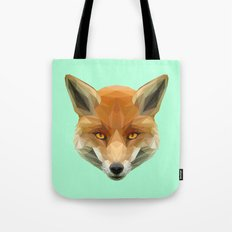 Poly the Fox Tote Bag
