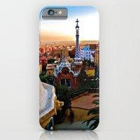 Barcelona - Gaudí's Par… iPhone 6 Slim Case