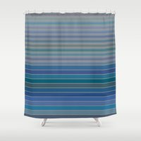 nijanse Shower Curtain