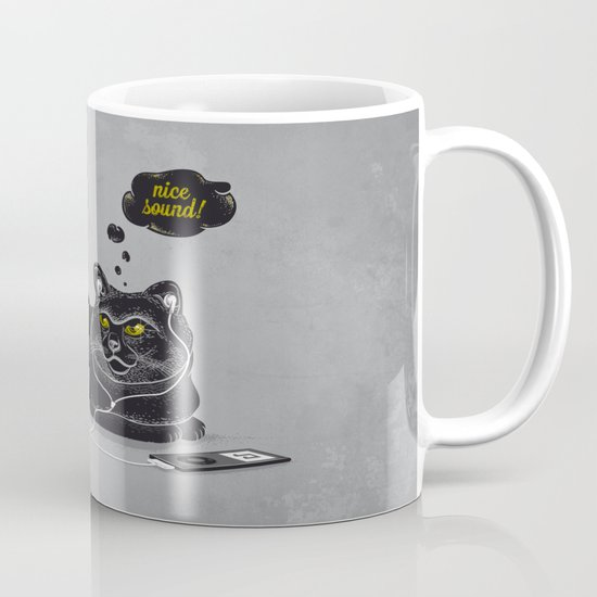 Chilling Cat Mug