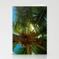 Tropical Shade Stationery Cards
