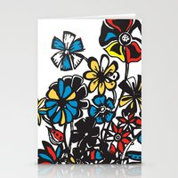Bouquet - Skal Stationery Cards