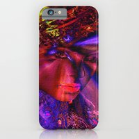 """princess iPhone & iPod Cases featuring """" Princess """" by shiva camille"""