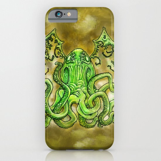Cthold Chillin' iPhone & iPod Case