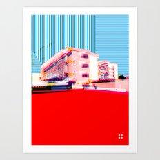 Bauhaus · Das Bauhaus 6 Art Print