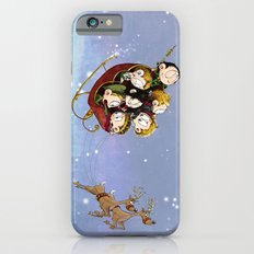 Little Hiddles Christmas Time iPhone 6s Slim Case