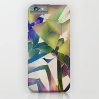 iPhone & iPod Case featuring Little Blue Bird by Angelo Cerantola